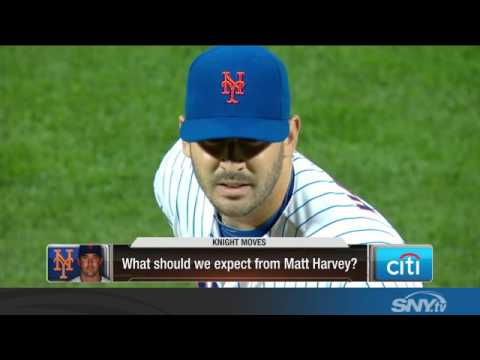 Video: What can the New York Mets expect from Matt Harvey in 2017?