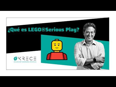 ¿Qué es LEGO® Serious Play®?[;;;][;;;]