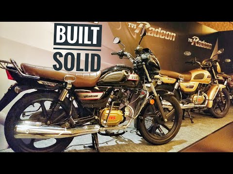 TVS Radeon Walkaround: Price, Features, Mileage And All You Need To Know