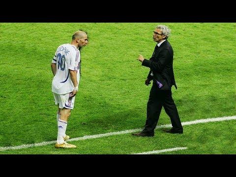 Download 4 Times Zidane Saved France Alone