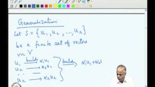 Mod-04 Lec-10 Linear Independence And Subspaces Part 1