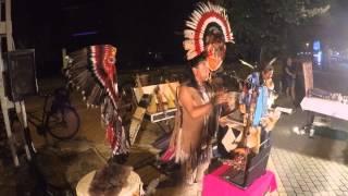 Hajduszoboszlo Hungary  city photos gallery : Indian zene 2015 Hajdúszoboszló Hungary