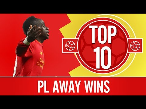 Top 10: Liverpool's best Premier League away wins | Everton, Man Utd and more