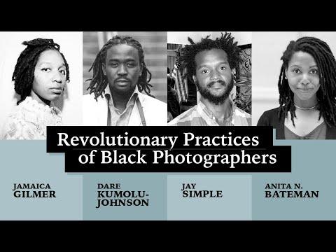 Revolutionary Practices of Black Photographers: Jamaica Gilmer, Dare Kumolu-Johnson & Jay Simple