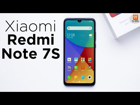 Xiaomi Redmi Note 7S: Unboxing | Hands On | Price Hindi हिन्दी