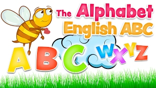 ABC in english for kids - Learning the alphabet