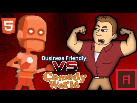 Business Friendly VS Comedy World(2016) Full Movie