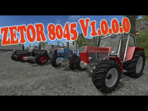 Zetor 8045 v1.0.0.0