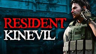 Let's Play Resident Evil: Revelations Part 2 - Resident Kinevil