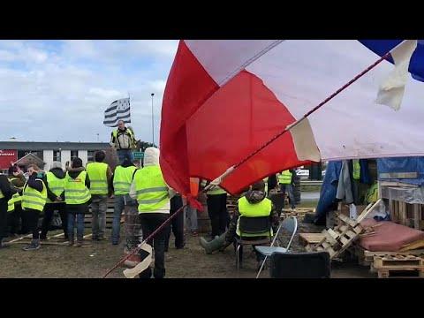 «Κίτρινα Γιλέκα»: Αποστολή του euronews στη Ρεν