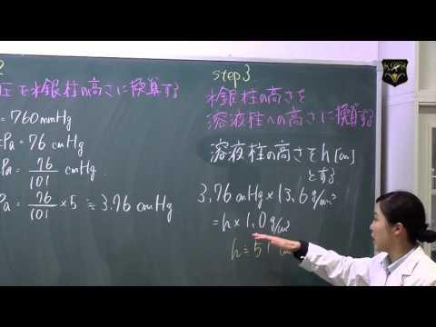 5教科授業風景 受験編