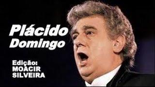 PLÁCIDO DOMINGO / EL CÓNDOR PASA (letra e vídeo)