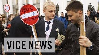 Corruption in Ukraine:  President in Panama Papers leak
