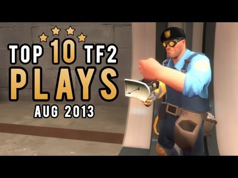 tf2 - eXtelevision proudly presents the Top 10 TF2 Plays for the month of August 2013. eXtine - Host VO http://twitter.com/extelevision Lucky Luke - Producer, Vide...