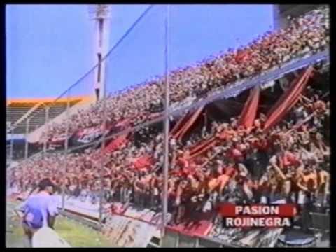 La hinchada que nunca abandona - 23 de noviembre 1997 - La Hinchada Más Popular - Newell's Old Boys