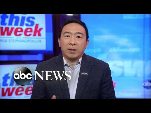 Trump is 'a symptom and we need to cure the underlying disease': Andrew Yang | ABC News