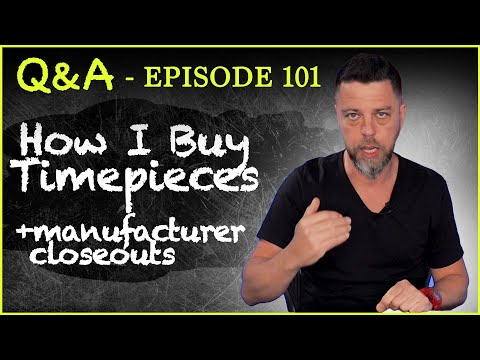 Q&A #101 Watch Collecting: Is More Better? The Old Quality Versus Quantity Debate видео