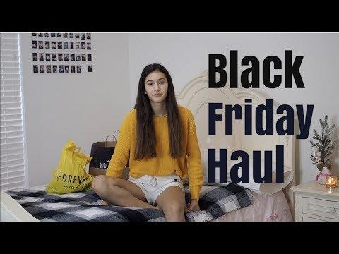 Black Friday Haul 2019!