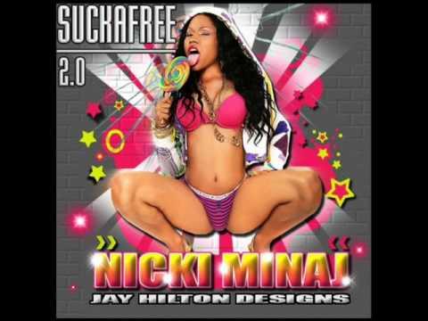 Nicki Minaj - Keys Under Palm Trees - Sucka Free 2.0 (2008) (видео)