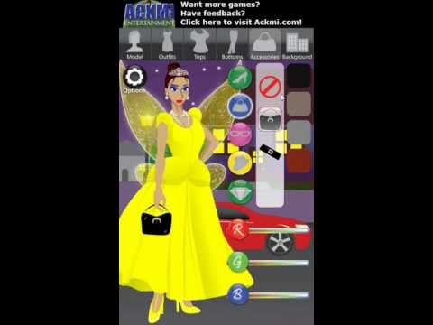 Video of Ackmi Dress Up & Jewelry