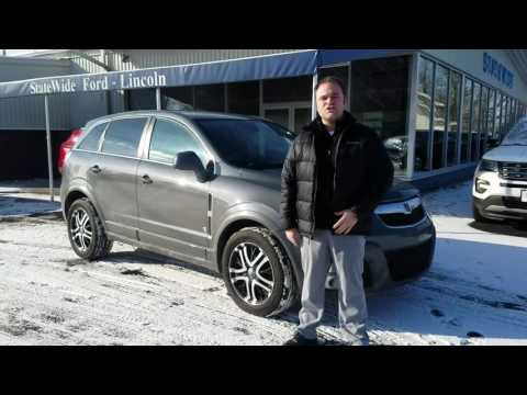 2008 Saturn Vue Red Line All Wheel Drive