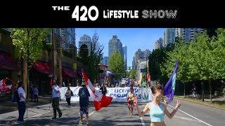 The 420 Lifestyle with Carly Marley: We're Here, We're High, Get Used to It! by Pot TV