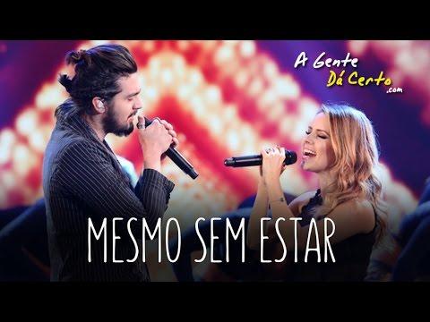Luan Santana e Sandy - MESMO SEM ESTAR (Ao Vivo)