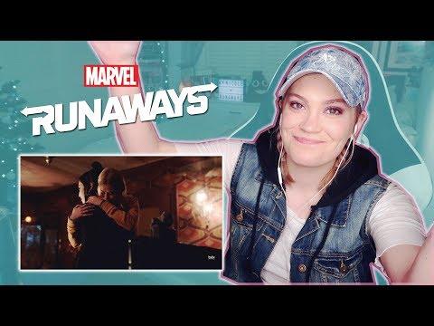 "Runaways Season 2 Episode 2 ""Radio One"" REACTION!"