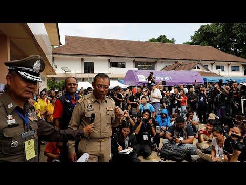 Ταϊλάνδη: Διασώθηκε και όγδοο παιδί από την πλημμυρισμένη σπηλιά…