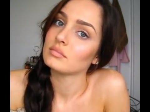 Natural & Glowing 10 Minute Makeup Tutorial
