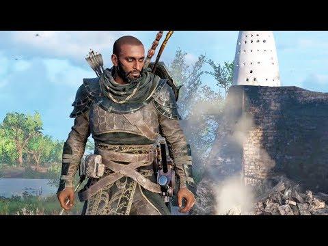 Assassin's Creed Origins #50: Os Demônios do Deserto