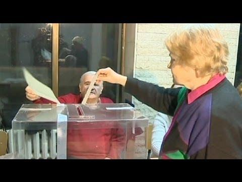 Bulgaria's referendum on power