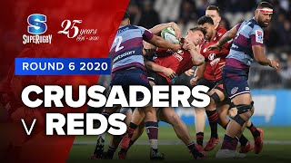 Crusaders v Reds Rd.6 2020 Super rugby video highlights | Super Rugby Video Highlights