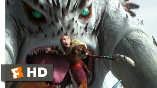 Nonton How To Train Your Dragon 2  2014    Alpha Battle Scene  6 10    Movieclips Film Subtitle Indonesia Streaming Movie Download