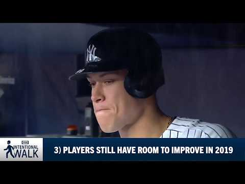 Video: First day of Yankees workouts: Intentional Walk