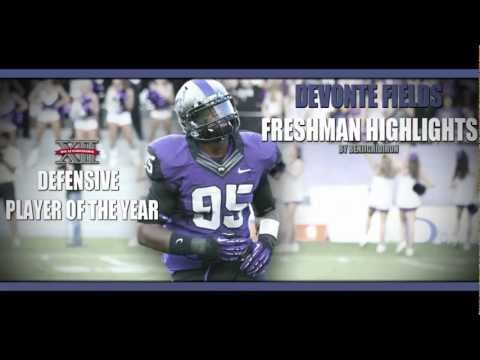 Devonte Fields Freshman Highlights 2012 video.