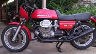 8. A Passion for Moto Guzzi