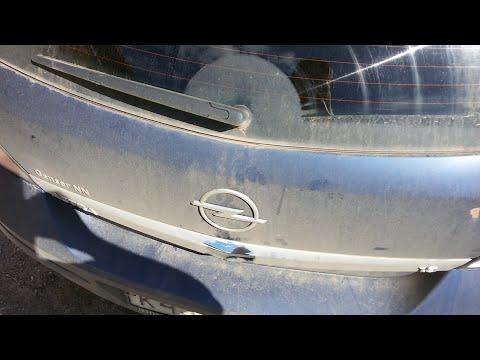 Opel astra багажник для велосипеда фото