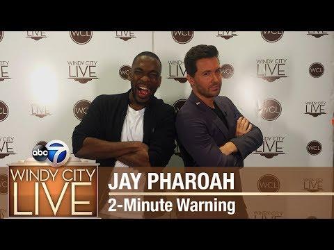 Comedian Jay Pharoah Impressions
