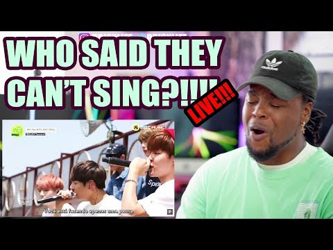 BTS Best Live Vocals  REACTION!!!