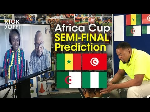 Prediction Show with Nigeria Manager Gernot Rohr | Africa Cup of Nations 2019