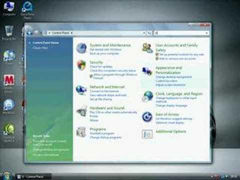 Turn Off UAC in Windows Vista