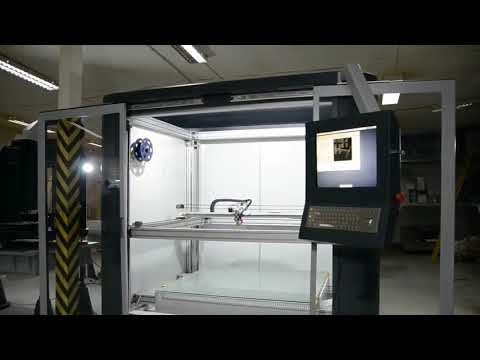 3D принтер производстваСК Роутер