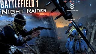'Nivelle Nights' is the new night-time trench map for Battlefield 1, and here's some gameplay of a round where I managed to get two decent streaks with the ...