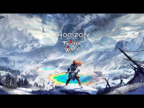 Horizon Zero Dawn׃ The Frozen Wilds - Трейлер сюжетного дополнения | E3 2017 (видео)