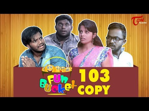 Fun Bucket | 103rd Episode | Funny Videos | Harsha Annavarapu | Comedy Web Series