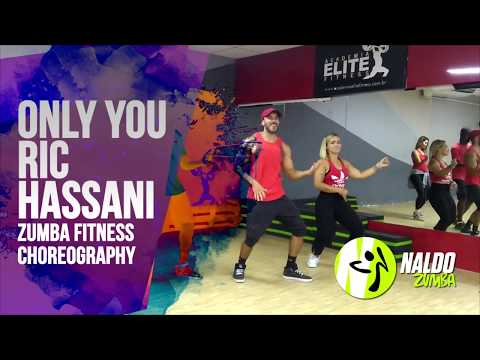 Only You Ric Hassani L Naldo Zumba Cia Fitness Choreography