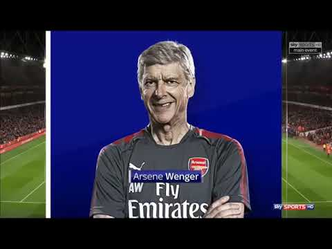 Arsenal 2-2 Chelsea All Goals and Highlights (2017-18 Premier League)