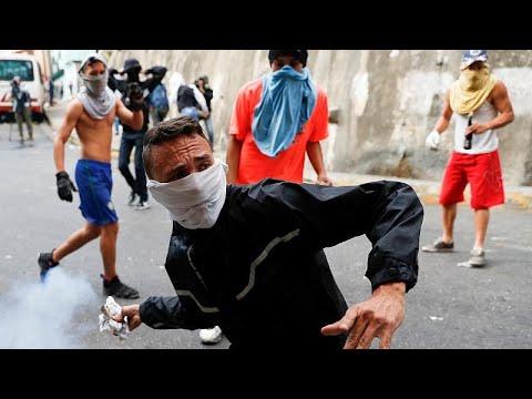 Venezuela: Der Kampf um die Macht wird blutiger - bis ...