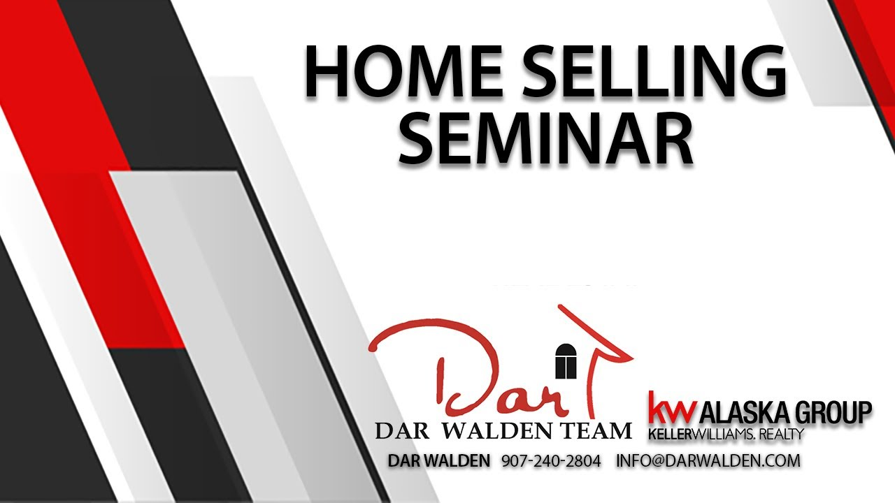 Sign Up for Our Annual Home Selling Seminar